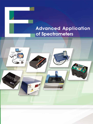 Advanced Application of Spectrometers