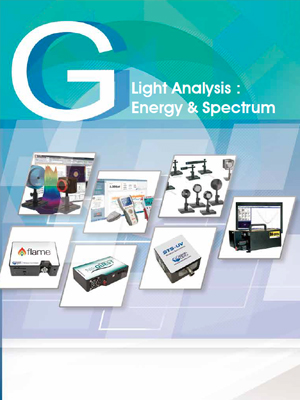 Light Analysis : Energy & Spectrum