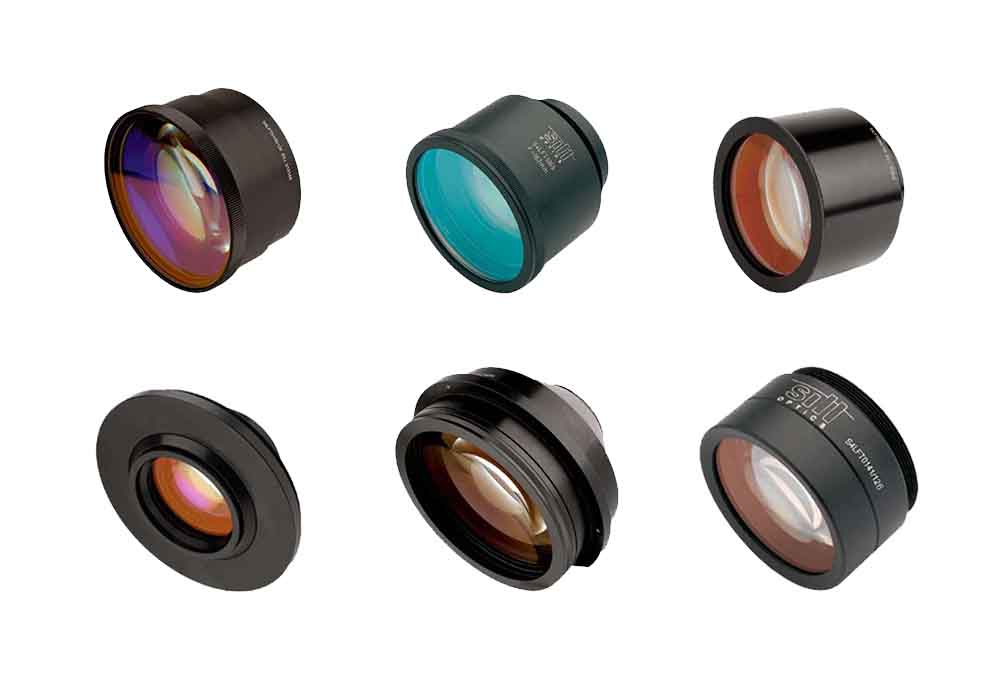 Telecentric f-Theta Lenses - Optical Glass
