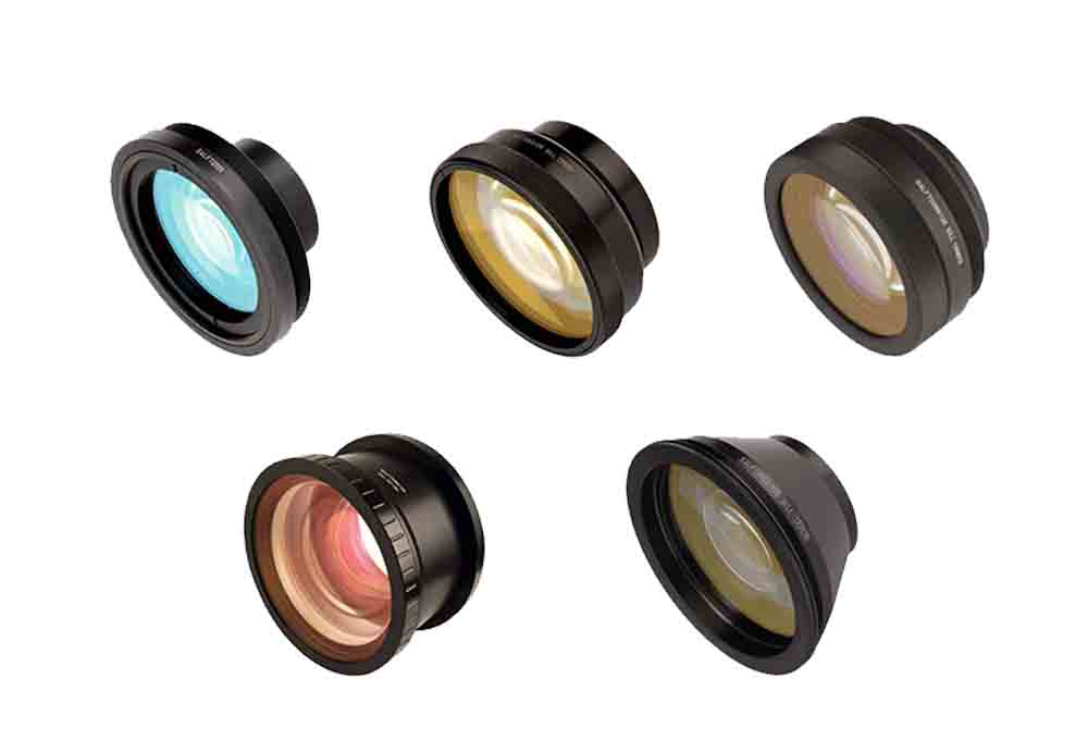 f-Theta Lenses - Optical Glass
