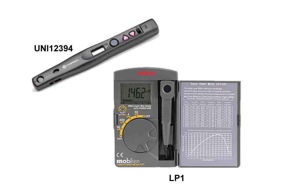 Laser Power Meter : Economic laser power meter product unice e o services