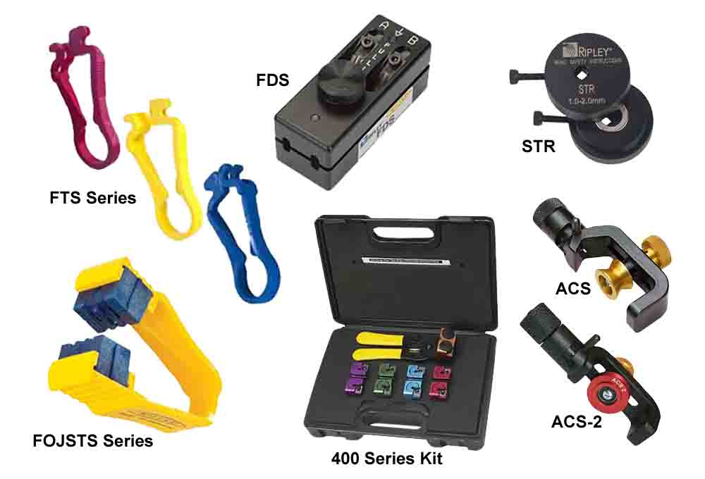Fiber Optic Cable Slitters & Armor Remover
