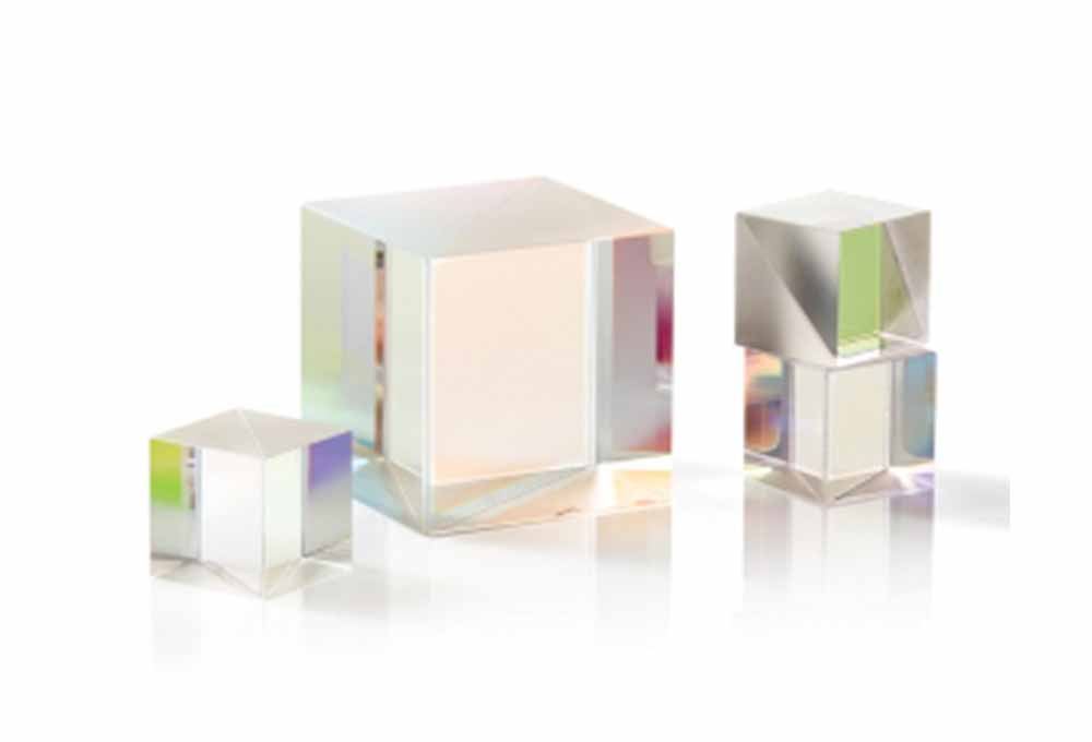 High Energy Laser Line Polarizing Cube Beamsplitters