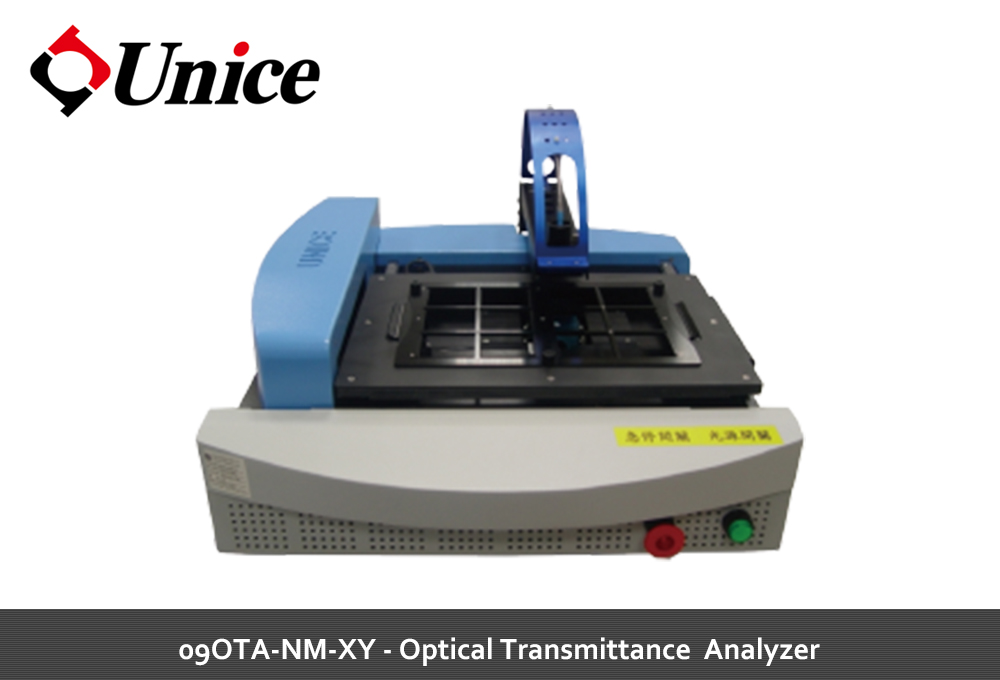09OTA-NM-XY Optical Transmittance Analyzer for Filter Application