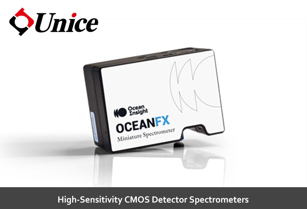 OCEAN-FX-UV-VIS Spectrometer for 200nm to 850nm, Hamamatsu S11639