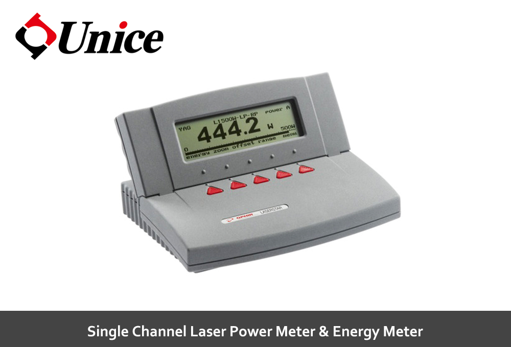 Laser Energy Meters : Laserstar single channel laser power meter & energy meter product